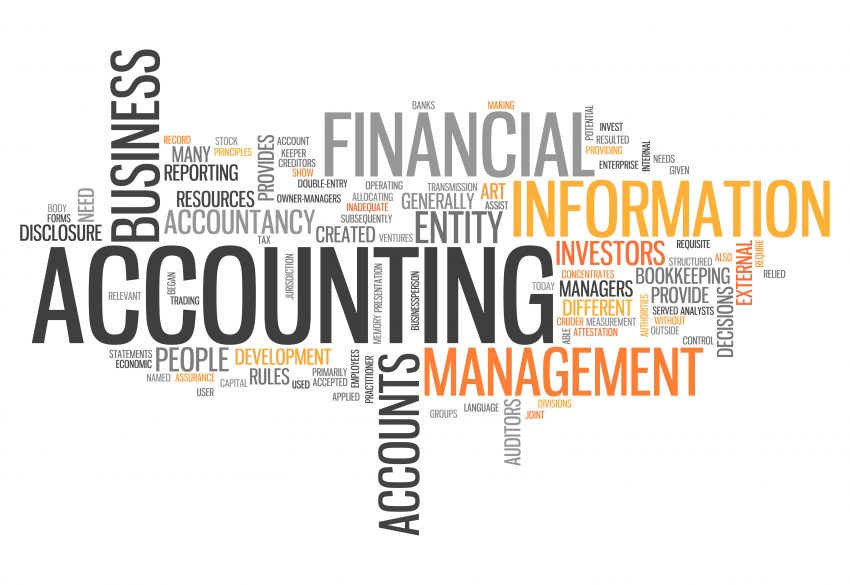 Accounting, finance, business