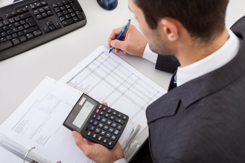 Accountant working in coventry